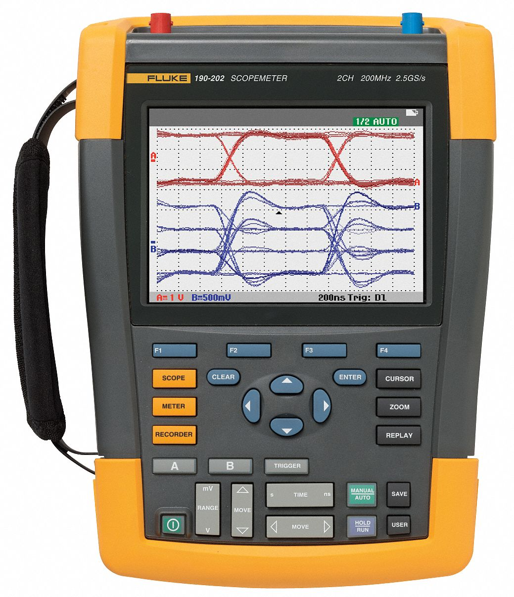 Portable Digital Oscilloscopes