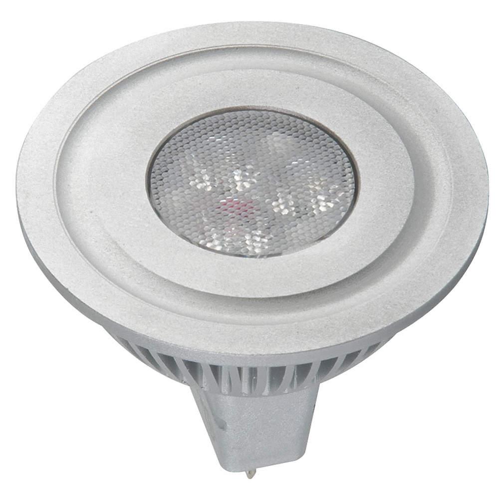 GE LIGHTING LED Lamp,MR16,7.0W,2700K,25deg.,GU5.3 - 22MW95 ...