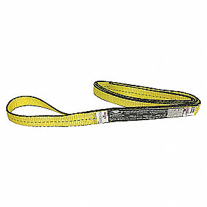 SLING SYNTHETIC FLAT E 1IN 1PLY 6FT