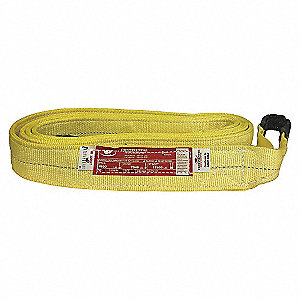SLING SYNTHETIC FLAT 3IN 2PLY 16FT