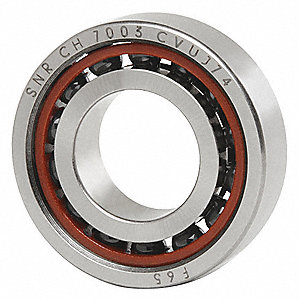 Angular Contact Bearing,30mm,OD 55mm,PK2