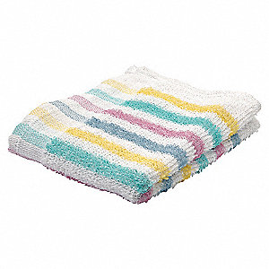 Kitchen Towel,Multi-Stripe,15x26,PK12