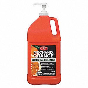 MECHANIX ORANGE HAND CLEANER 3.78L