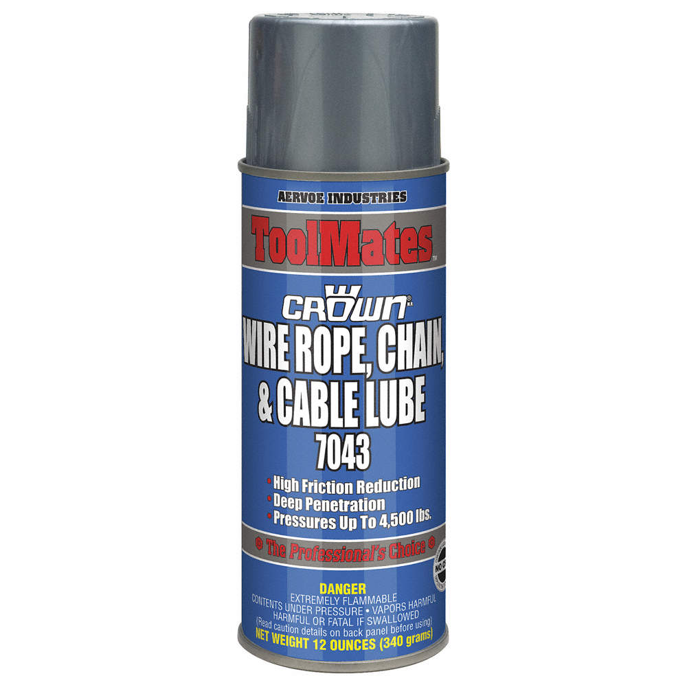 AERVOE OIL MOLY OPN CHAIN LUB 14OZ AEROSOL - Chain, Cable, and Wire ...