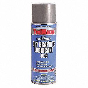 LUBE DRY GRAPHITE 14 OZ AEROSOL