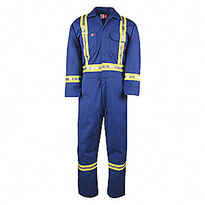 MOSAIC COVERALL ULTRASOFT 7OZ NAVY RFL