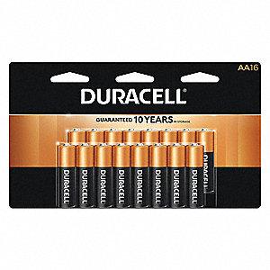 Batería,Tamaño AA,Alcalina,1.5V,PQ16