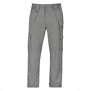 Men's Tactical Pants, Color: Gray