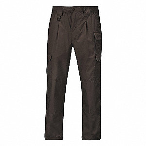"Men's Tactical Pants, Fits Waist Size: 44"", Inseam: 34"", Sheriff Brown"