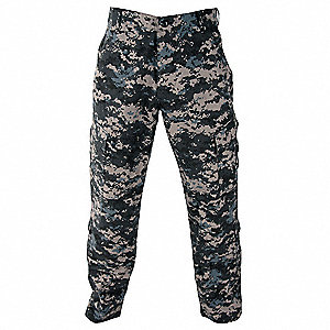 Mens Tactical Pant,Size XL Reg