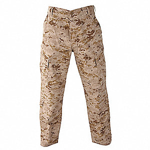Men's Tactical Pants, Size 3XL, Color: Desert Digital