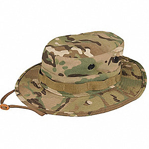 Boonie,Multicam,Size 7-1/2 In.