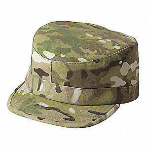 Patrol Cap,Multicam,Size 7-1/8 In.