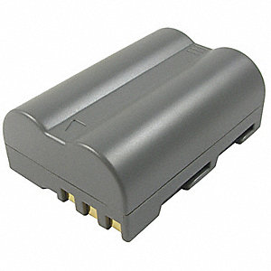 Lithium Ion Camera Battery&#x3b; Replaces Nikon EN-EL3e