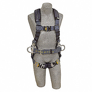 EXOFIT XP HARNESS CONSTRUCTION (LG)