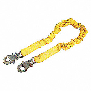 LANYARD SGL LEG SHOCKWAVE 2 6FT