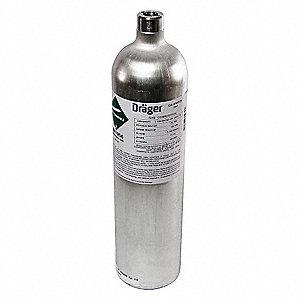 CALIBRATION GAS CO 100PPM H2S