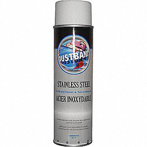 CLEANER S-STEEL DBP AEROSOL 397GM