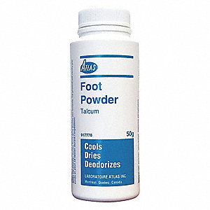 POWDER FOOT ATLAS 50G