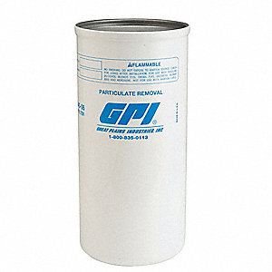 Particulate Spin on Filter Fuel Filter Canister
