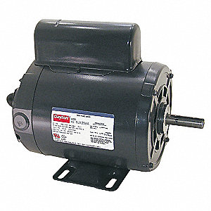 POWER TOOL MOTOR,1/2HP,3450 115/230