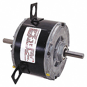 ROOM AIR COND MTR,PSC,TEAO,1075 RPM