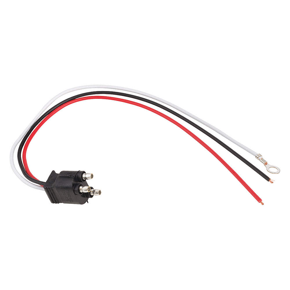 Optronics Pigtail 3 Wire With Pl Plug 13l088 A45pbpg Grainger Pigtails Electrical Wiring Zoom Out Reset Put Photo At Full Then Double Click
