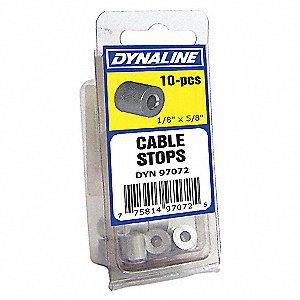 CABLE STOP DYNAPAK 10-7707 1/PKG