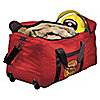 GEAR BAG WITH WHEELS 7280CI RED
