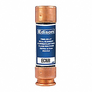 5A Time Delay Fiberglass Fuse with 250VAC/125VDC Voltage Rating&#x3b; ECNR Series