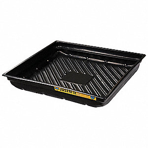 Spill Tray,5-1/2 In. H,37-3/4 In. L