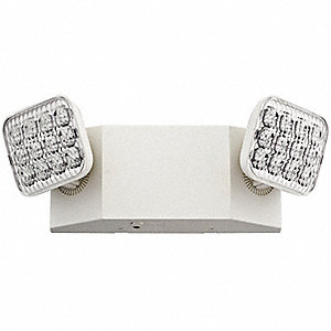 "10"" x 2-1/4"" x 4-1/4"" LED Emergency Light, Universal Mounting"