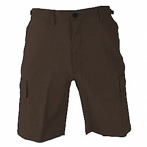Mens Tactical Shorts,Sheriff Brown,S
