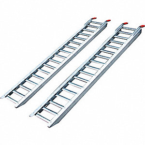 LOADING RAMP GALV STEEL 6FT