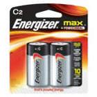 BATTERY ENERGIZER ALK 1.5V C 2/PK