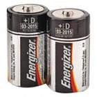 BATTERY ENERGIZER ALK 1.5V D 4/PK