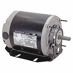 MOTOR,SP PH,1/6 HP,1725,115/208-230