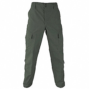 Mens Tactical Pant,Olive,Size 28 Reg