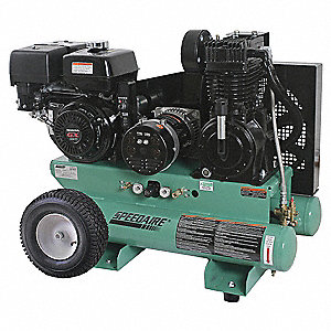 8 gal. Portable Air Compressor/Generator