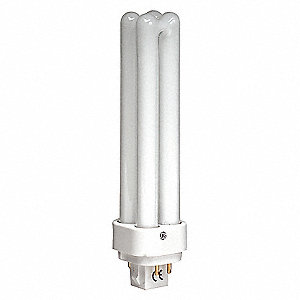 PLUG-IN CFL, 13W, DIMMABLE, 3500K