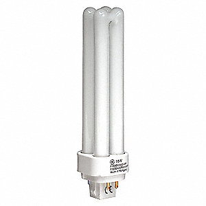 PLUG-IN CFL, 18W, DIMMABLE, 3000K