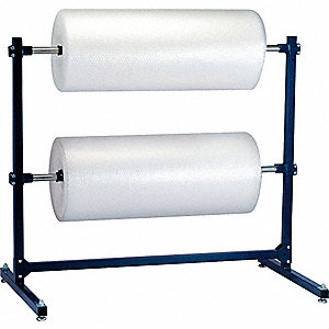 DISPENSER STAND, 42IN DOUBLE ROLL