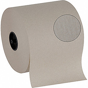 TOWEL SOFPULL BROWN 7IN / 1000FT