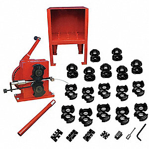 Bench Mounted Swaging Machine Kit