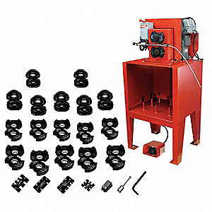 Powered Swaging Machine Kit,1/16-3/8