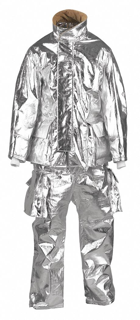 Aluminized Jackets And Coats
