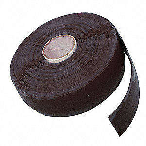 SILICONE REPAIR TAPE,BLACK,10 FT