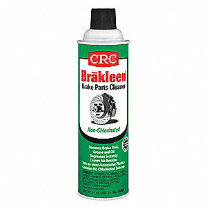 Brake Cleaner and Degreaser;Aerosol Can;20 oz.;Flammable;Non Chlorinated