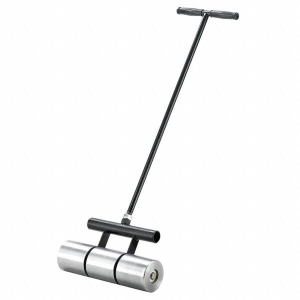 Westward linoleum roller 100 lbs steel 13p506 13p506 for 100 lb floor roller rental