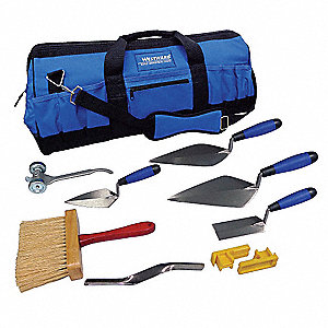 Masons Apprentice Tool Kit,8 Pcs